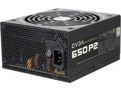 EVGA SuperNOVA 650W SLI Ready 80 PLUS PLATINUM Certified Full Modular Power Supply