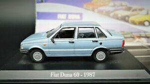 Model Car Fiat Duna Scale 1/43 diecast NOREV modellcar Static