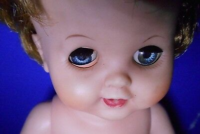 Madame Alexander Kathy Cry wet doll  15 in