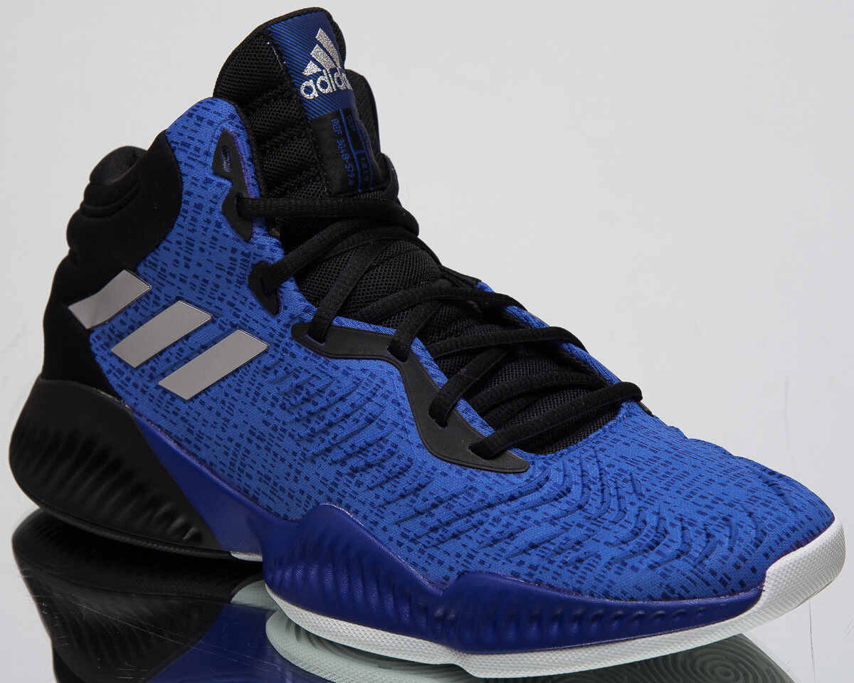 Adidas Mad Bounce 2018 New Men's Basketball shoes Collegiate Royal Black AC7428