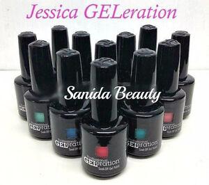 Jessica-GELeration-Soak-off-GEL-Polish-0-5oz-15mL-Choose-Any-Color-Series-2