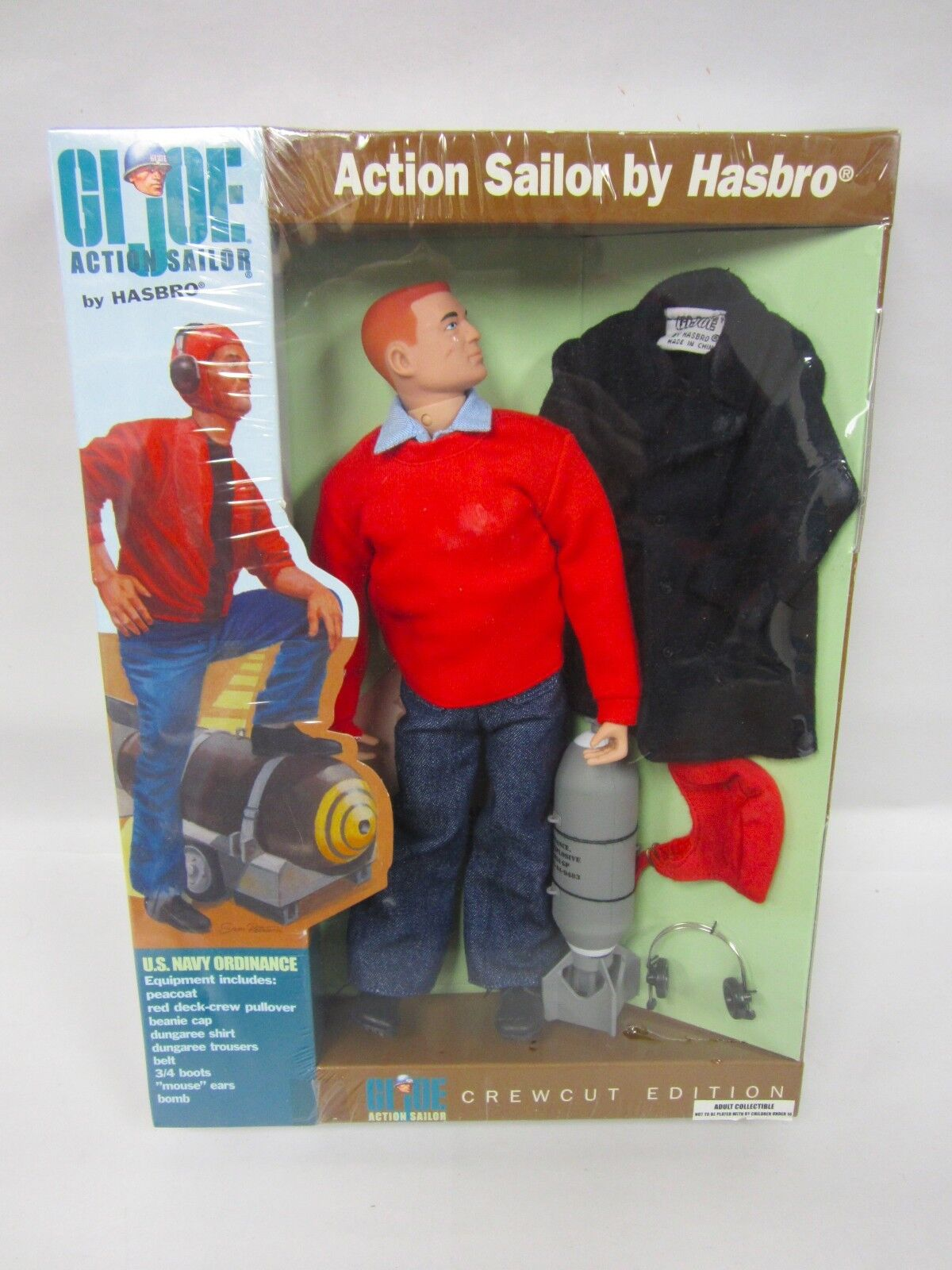 2004 G.I. JOE BY HASBRO CREWCUT EDITION MISB 12