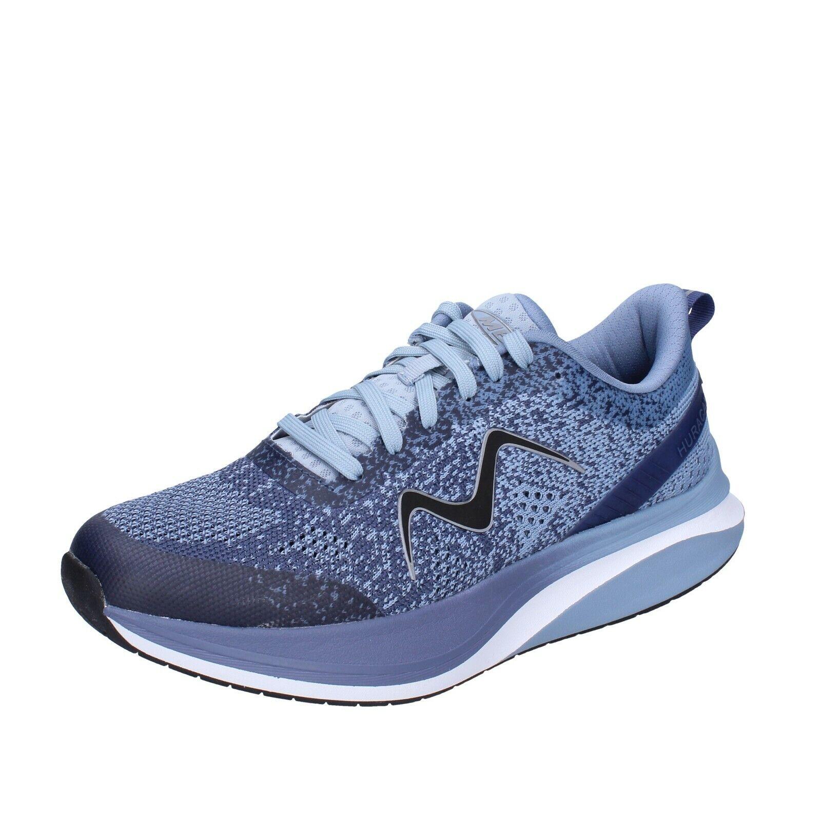 Men's shoes mbt 43,5 EU shoes woven blue bh613