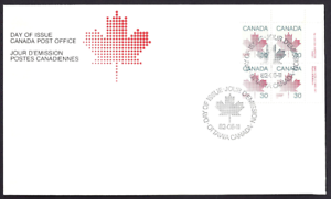 Canada-923-URpb-MAPLE-LEAF-Brand-New-1982-Unaddressed-Cover
