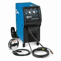 Miller Millermatic 350p Mig Welding Aluminum Package (907300002) on sale
