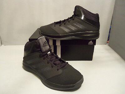 Pef Aliviar vestido  Youth Adidas Isolation 2 K Basketball Shoes Mid Rise- Black NIB Sizes  #S85006 | eBay