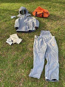 Salisbury Pro-Wear Arc Flash Protective Clothing Kit by Honeywell Sz XL NEW!
