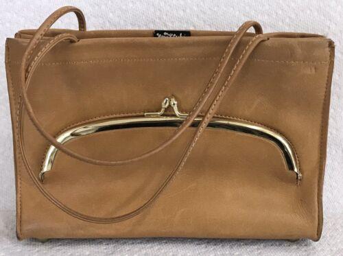 Vintage Coach Rare Leather Bonnie Cashin Stripe I… - image 1