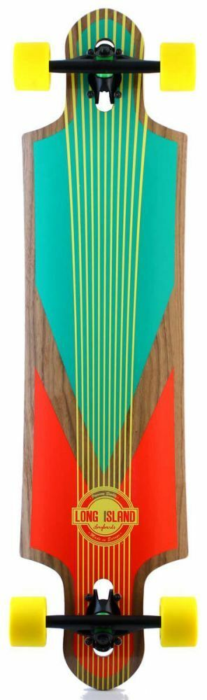LONG ISLAND STAM Longboard Complete   at cheap