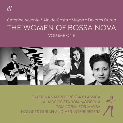 Women Of Bossa Nova Vol 1 [New CD] UK - Import