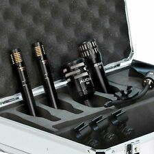 Audix DP Quad Drum Microphone Kit i5, D6, 2 ADX-51 Bass, Snare, Overheads