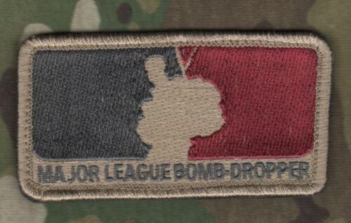 CCT Black AFSOC COMBAT CONTROL BOMB DROPPER DEATH on CALL TACP hook//loop SSI