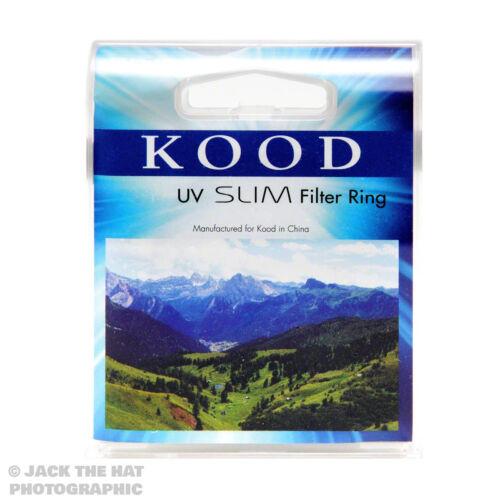 para roscas de filtro 72mm Kood 72mm Uv Filtro Protector De Lente de vidrio de calidad