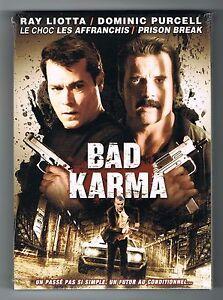 BAD KARMA - RAY LIOTTA & DOMINIC PURCELL - DVD - NEUF NEW NEU