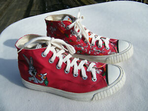 Keds Looney Tunes Red Bugs Bunny High