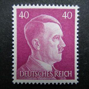 Germany Nazi 1941 - 1944 Stamps MNH Adolf Hitler WWII Third Reich German Deutsch