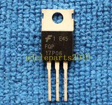 10pcs Fqp17p06 60v P Channel Mosfet To 220
