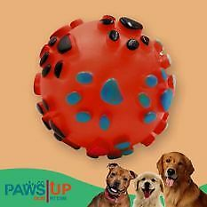 Paw-Prints-Squeaky-Dog-Chew-Toy-SMALL