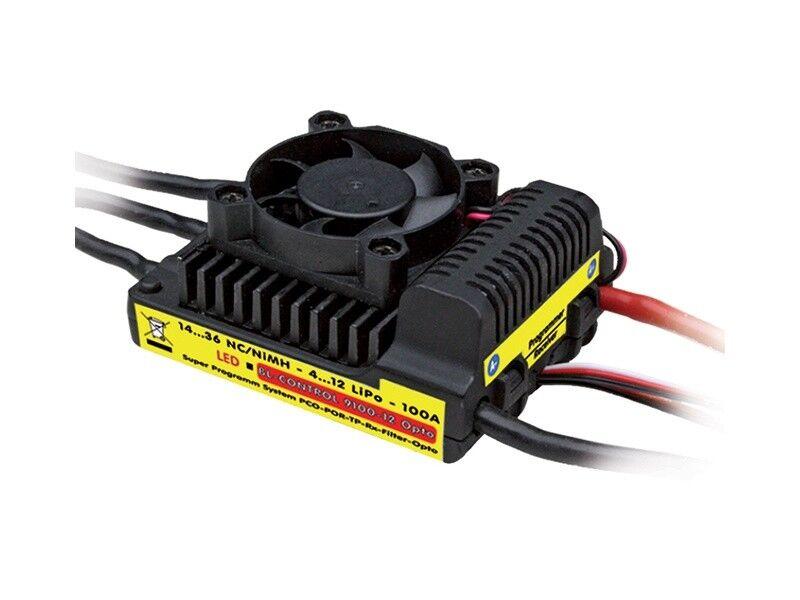 Multiplex  ROXXY BL Control 9100-12 Opto - 318640  nessun minimo