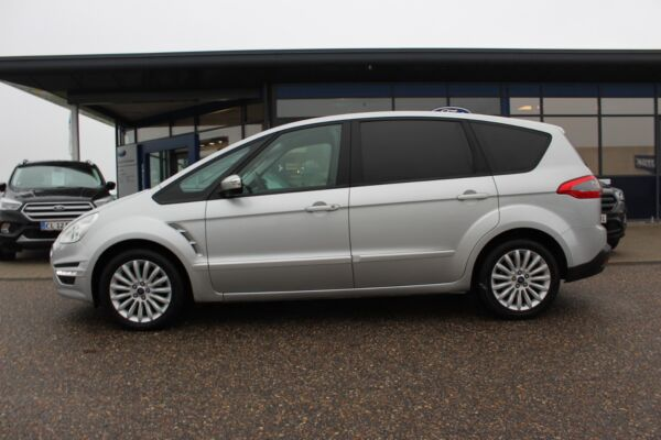 Ford S-MAX 2,0 TDCi 140 Collection 7prs - billede 1