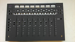 avid artist mix euphonix mc mix faceplate 100 genuine avid product ebay. Black Bedroom Furniture Sets. Home Design Ideas