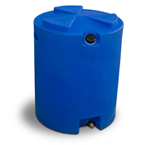Made in the USA Smart Tank 50 Gallon Stackable Water Storage Tank BPA Free