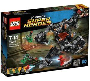 Attaque de tunnel Lego Dc Super Heroes Knightcrawler - 76086 7108632325317