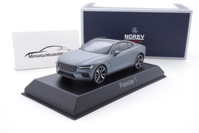 #871005 - Norev Polestar 1 - Osmium Grey Matt - 2020 - 1:43