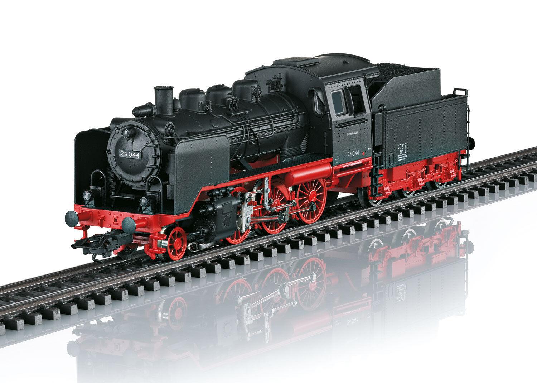Märklin H0 36244 Steam Locomotive Br 24 Db   Mfx   Sound+Smoke Set 72270