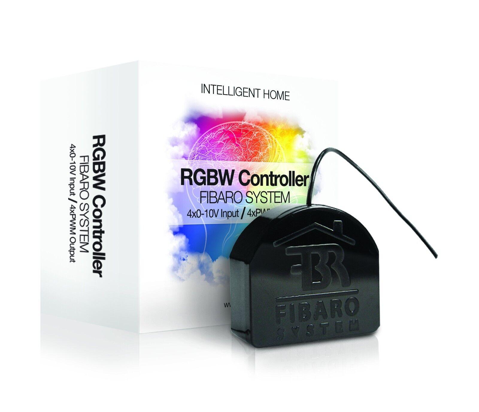 Fibaro Z-Wave RGBW Controller FGRGBWN-441 US