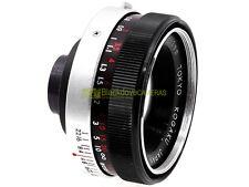 Topcon Tokyo Kogaku Topcor UV 53mm. f2 per reflex Topcon. 50 mm. f1:2