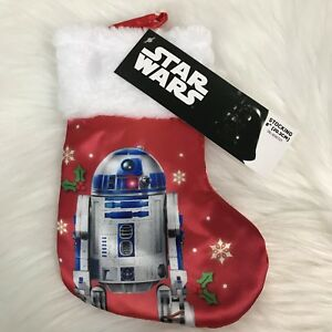 image is loading new star wars disney christmas stocking r2 d2 - Disney Christmas Gifts