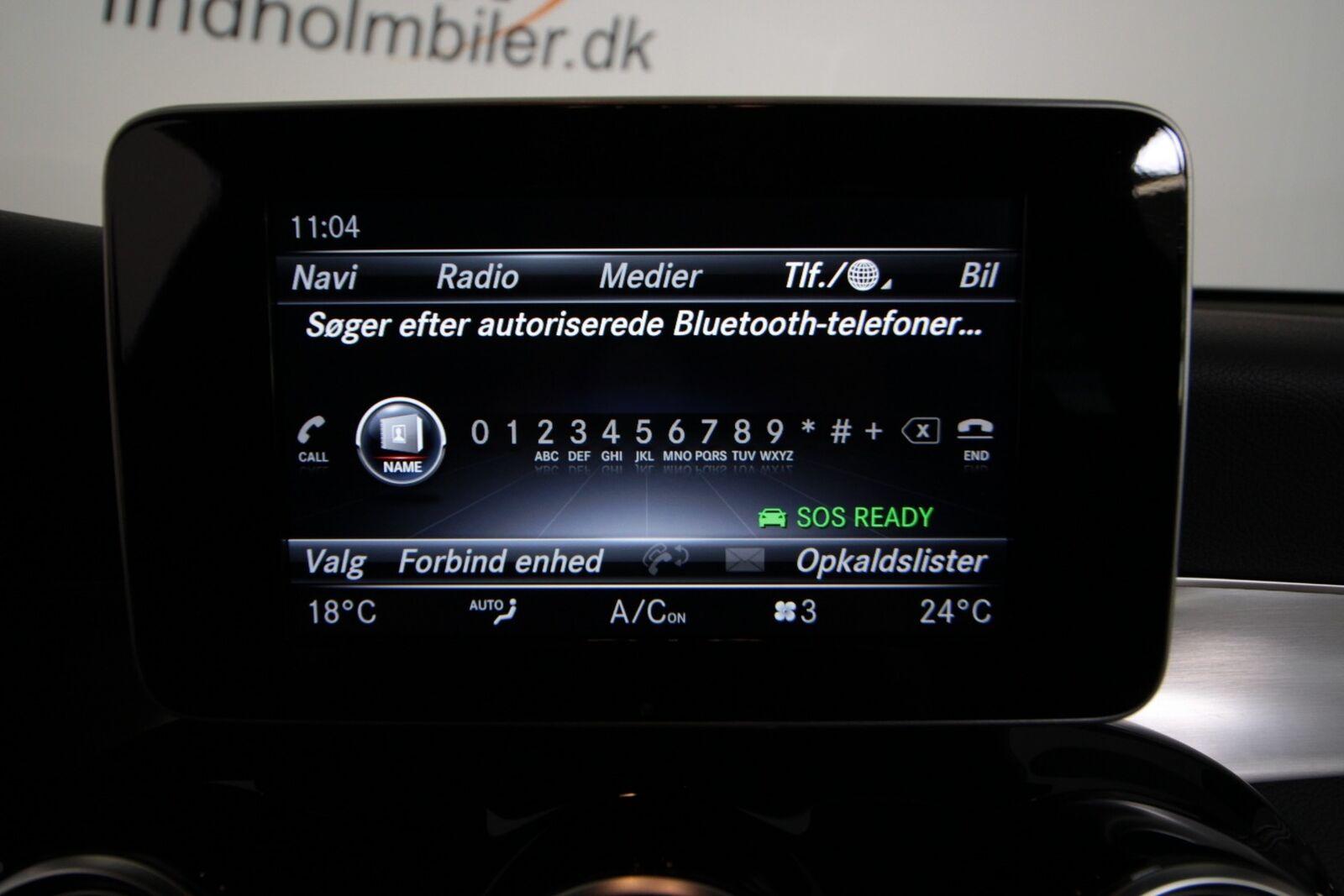 Mercedes GLC300 aut. 4-M Van