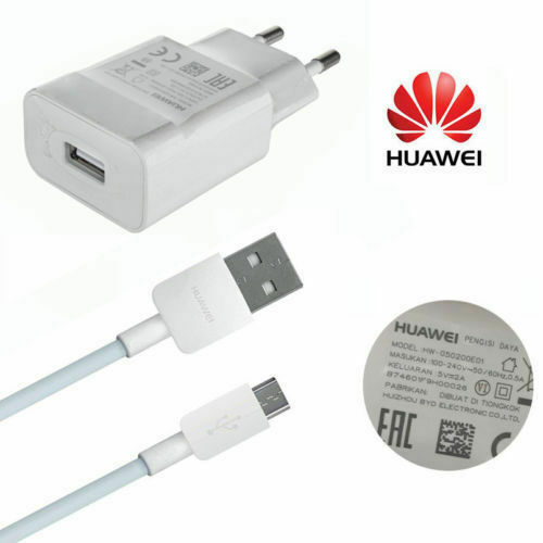 Original Huawei Ladegerät & Micro USB Ladekabel Datenkabel Für P8 P9 lite Mate 8