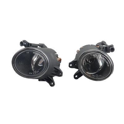 Front Left Driver H11 Halogen Fog Lights Lamp For AUDI A4 B6 01-05 RS4 06-08