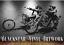 "EASYRIDER MOVIE HARLEY DAVIDSON PANHEAD LARGE DECAL WALL ART 23/"" X 48/"""