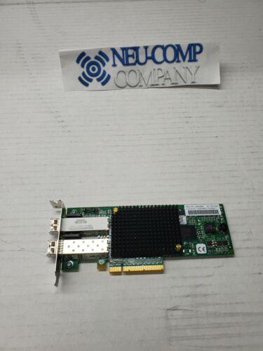 IBM 5735 5273 EL2N 2 Port Fiber Channel Adapter 00E0806 00E0938 577D Low Profile