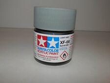 Tamiya Color Acrylic Paint Light Grey #XF-66 (23 ml) NEW