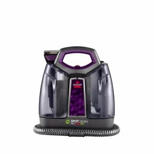 Details About Bissell Spotclean Proheat Pet Portable Carpet Cleaner 2513w
