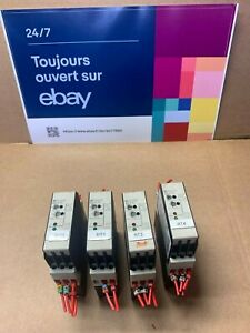 Typ guter Zustand Telemecanique Time Delay Relay RE4 TL11BU