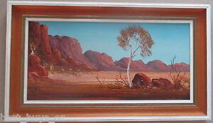 Henk-Guth-Central-Australian-landscape-oil-on-board-48cmx-24cm-A1