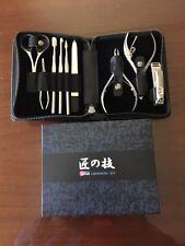 Seki Edge  Craftsmam 9 Piece Grooming Kit