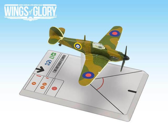 Squadron Packs - Wings of Glory - Hawker Hurricane Mk.I (Squadron Pack) - New!