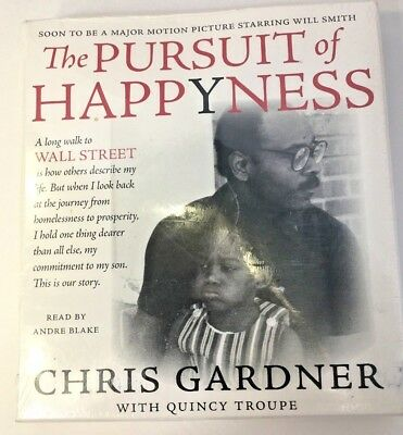 The Pursuit Of Happyness By Chris Gardner 2006 CD Abridged 9780060897888 EBay