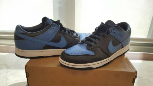 Black maat 12 Blue 304714 Zeldzame Low 044 2004 Nike Dunk YEH2W9DI