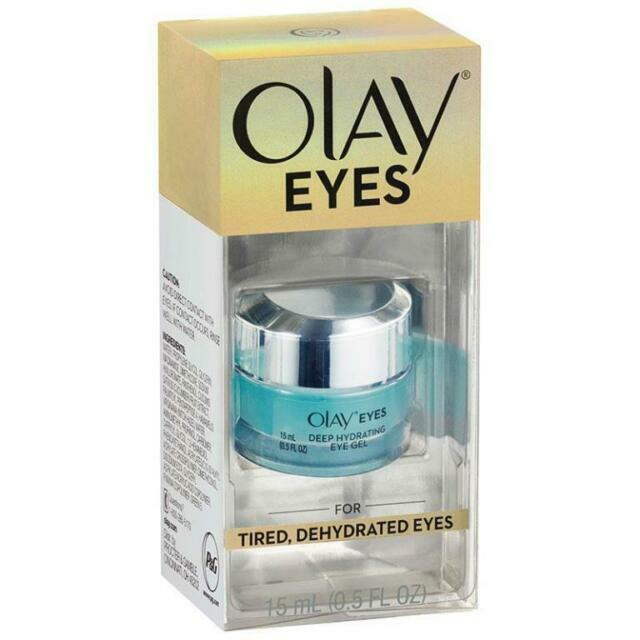 Olay Eyes - Deep Hydrating Eye GEL for Tired, Dehydrated Eyes Size: 0.5 oz/15 ml