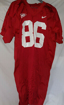 hot sale online 715e5 e10a4 Vintage Alabama Crimson Tide Team Issued Pro Cut Football Nike Game Jersey  | eBay