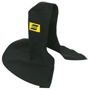 ESAB Saldatura Proban Hood, ignifugo testa e collo di protezione per saldatori