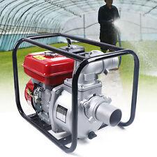 75hp 3 Water Semi Trash Pump For Irrigation Sprinkler Water Transfer Pump Us