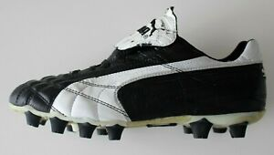 b65d77285c1 New Puma King SL I FG Soccer Cleats EU-39 Black Leather Football ...
